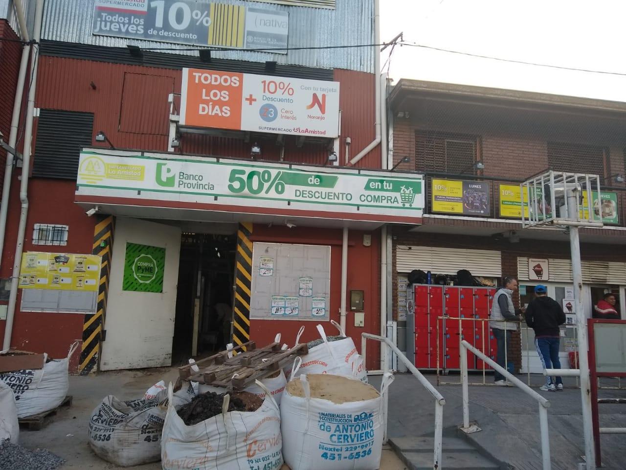 """La promoción """"Súper Ahorro"""" del Banco Provincia en la ciudad de La Plata"""