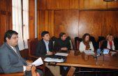 Daireaux / El intendente Acerbo se reunió con los integrantes de la Mesa Local