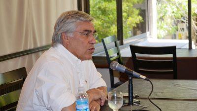Gilberto Alegre, el dirigente del Interior que proponen como candidato a Gobernador en Alternativa Federal