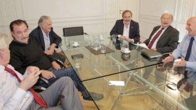 Alfonsín, Storani y el progresismo avanzan en un acuerdo con Lavagna