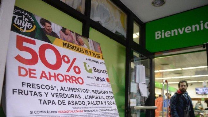 Estos son los supermercados adheridos a la promoción al 50% del Banco Provincia