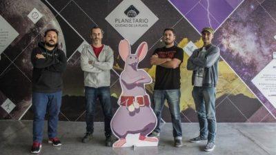 Belisario ganó un premio de animación en España
