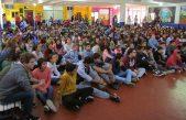 Hipólito Yrigoyen trabaja con las escuelas en la prevención de adicciones