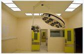 Hipólito Yrigoyen renovó la sala de cirugía y partos del hospital municipal