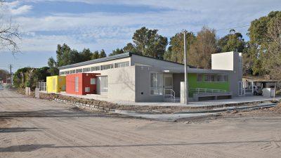 Monte Hermoso inaugura el Jardín Maternal N°1