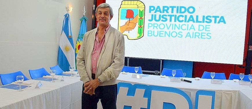 Jorge Cortés fue optimista sobre la unidad del peronismo y se inclinó por la candidatura de Verónica Magario
