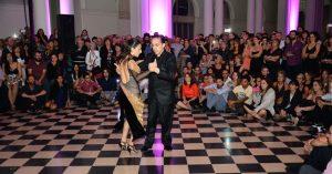 """Se viene el sexto festival """"La Plata Baila Tango"""" en el Pasaje Dardo Rocha"""