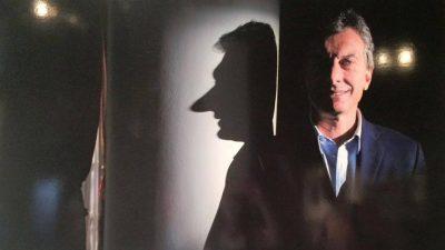 """D´Onofrio trató de """"mentiroso y torpe"""" al presidente Mauricio Macri"""
