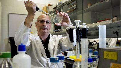 """El padre de las """"tijeras genéticas"""" recibirá el título de Doctor Honoris Causa de la Universidad de Quilmes"""