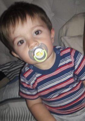 """Solidaridad: """"Tomy"""" tiene 15 meses es necochense y necesita plaquetas con urgencia para combatir una leucemia"""
