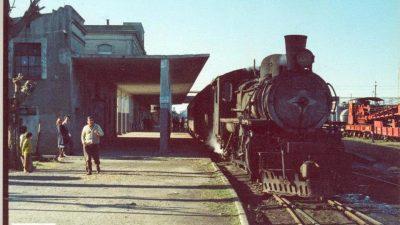 La Estación Provincial celebra sus 109 años, un símbolo de la época dorada de los ferrocarriles