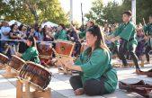 """La Plata / Más de 30 mil personas festejaron el """"Japón Vive"""" en Plaza Malvinas"""