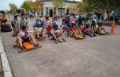 ¡Volver el tiempo atrás! Gran carrera de Karting a rulemanes en la localidad de Urdampilleta