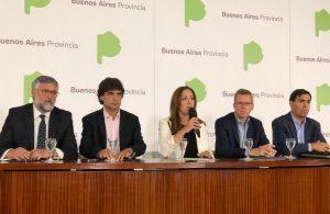 """Supermiércoles, tarifas congeladas y ley de góndolas: Vidal lanzó el """"plan alivio"""" en Provincia"""