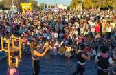"""Miles de mercedinos festejaron en La Trocha la """"Súper Expo Familiar"""""""