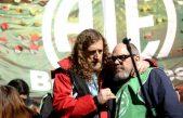 """Carlos Díaz de ATE: """"Somos el gremio mayoritario porque representamos a los trabajadores con dignidad"""""""