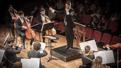 Teatro Argentino de La Plata presenta obras de Bach, Schubert y Rossini a cargo de la camerata académica del Coliseo Bonaerense