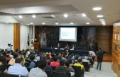 Kicillof brindó una conferencia en una Universidad en México con fuertes criticas a los neoliberalismo en Latinoamérica