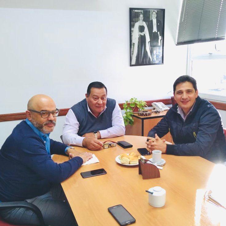 Barquero y Marinucci de cara a la unidad del Peronismo en Morón
