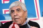 """Hugo Moyano: """"la gente está apoyando esta fórmula, el que no quiera sumarse le está haciendo el juego al oficialismo"""""""