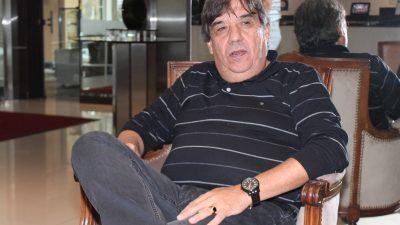 """Rubén Cholo García dijo que la fórmula Fernández Fernández """"es de apertura hacia todo el Peronismo"""" y que """"el que no lo quiera entender está siendo funcional a Macri"""""""
