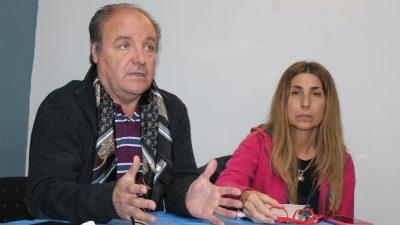 """Miguel Díaz apuntó contra la cúpula de la CGT: """"La realidad los pasó por encima y tuvieron que sacar esta medida"""""""