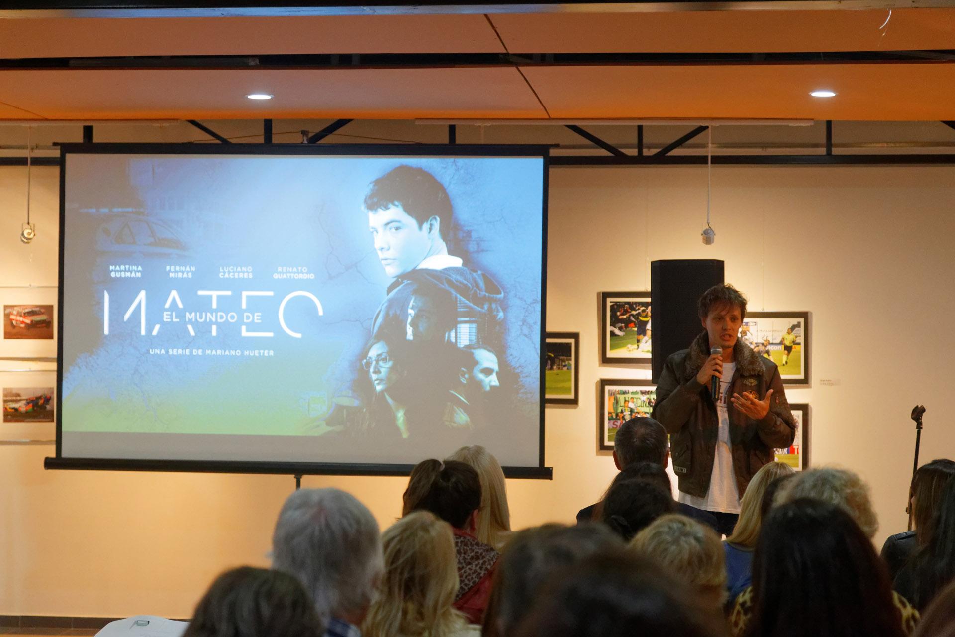 """""""El Mundo de Mateo"""", una historia de crimen, bullying y adolescencia filmada en Berazategui"""