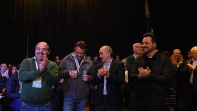 """La UCR sigue en Cambiemos y Aíola expresó: """"es el único camino para combatir el populismo"""""""