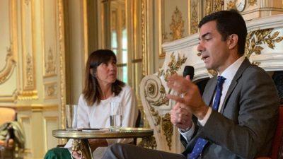 """Urtubey: """"Argentina debería reducir su presidencialismo para que los gobiernos vayan por el camino del consenso"""""""