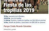 San Antonio de Areco celebra la Fiesta de las Tropillas Entabladas