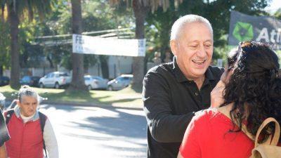 Miguel Prince encabeza las encuestas y el peronismo puede volver después de 8 años en Luján