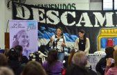Descamisados se pronunció a favor de la candidatura de Alberto Fernández y Cristina Kirchner