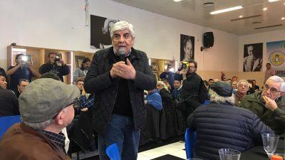 EL Frente Sindical adhirió al paro de la CGT y habrá ollas populares