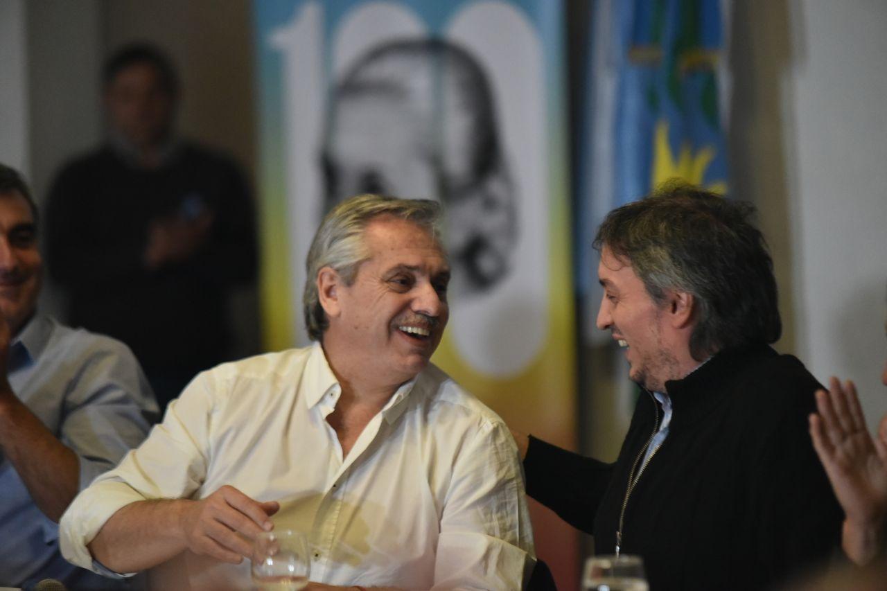 Alberto y Máximo en San Antonio de Areco