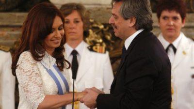 VIDEO: Cristina anunció que le dejará la candidatura a presidente a Alberto Fernández y ella irá como vice