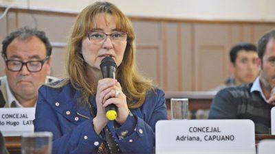 """Adriana Capuano: """"Hace 27 años que a Olavarría no la gobierna el peronismo, esta es una gran oportunidad"""""""