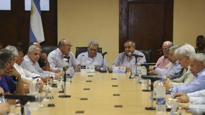"""La CGT se """"solidarizó"""" y convocó a un paro general para el 29 de mayo"""