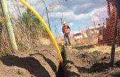 Daireaux avanza con la extensión de la red domiciliaria de gas