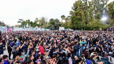 """Menéndez sobre la fórmula FF: """"Se acerca el tiempo de la reconciliación con el pueblo argentino"""""""