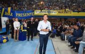 Gribaudo abandonó el IPS y se metió de lleno en su campaña para ser presidente de Boca