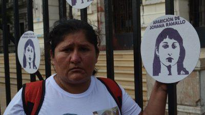 """""""A mi hija la descuartizaron y la tiraron al lado de un arroyo"""", dijo la mamá de Johana Ramallo"""