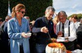"""""""Volver atrás sería destruirnos"""", expresó Macri en un locro patrio"""