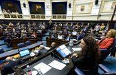 Le aprobaron la licencia a Mosca y Marisol Merquel quedó como nueva presidenta de la Cámara de Diputados