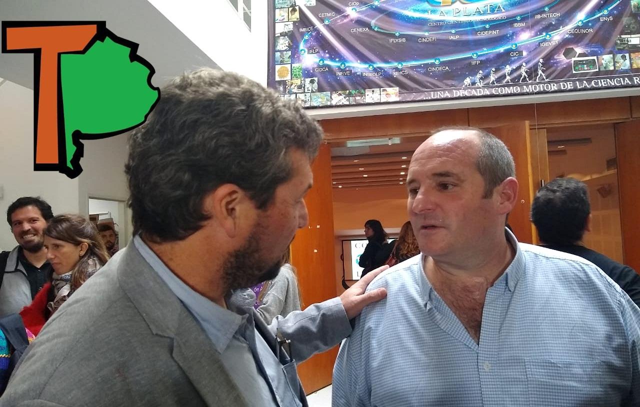 """Cannabis medicinal: """"En Lamadrid cuidamos a los cultivadores solidarios"""", aseguró el intendente"""