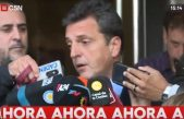 """Massa tras la reunión de Alternativa Federal: """"El oficialismo quiere dividir a la oposición, pero el 10 de diciembre habrá nuevo gobierno en argentina"""""""