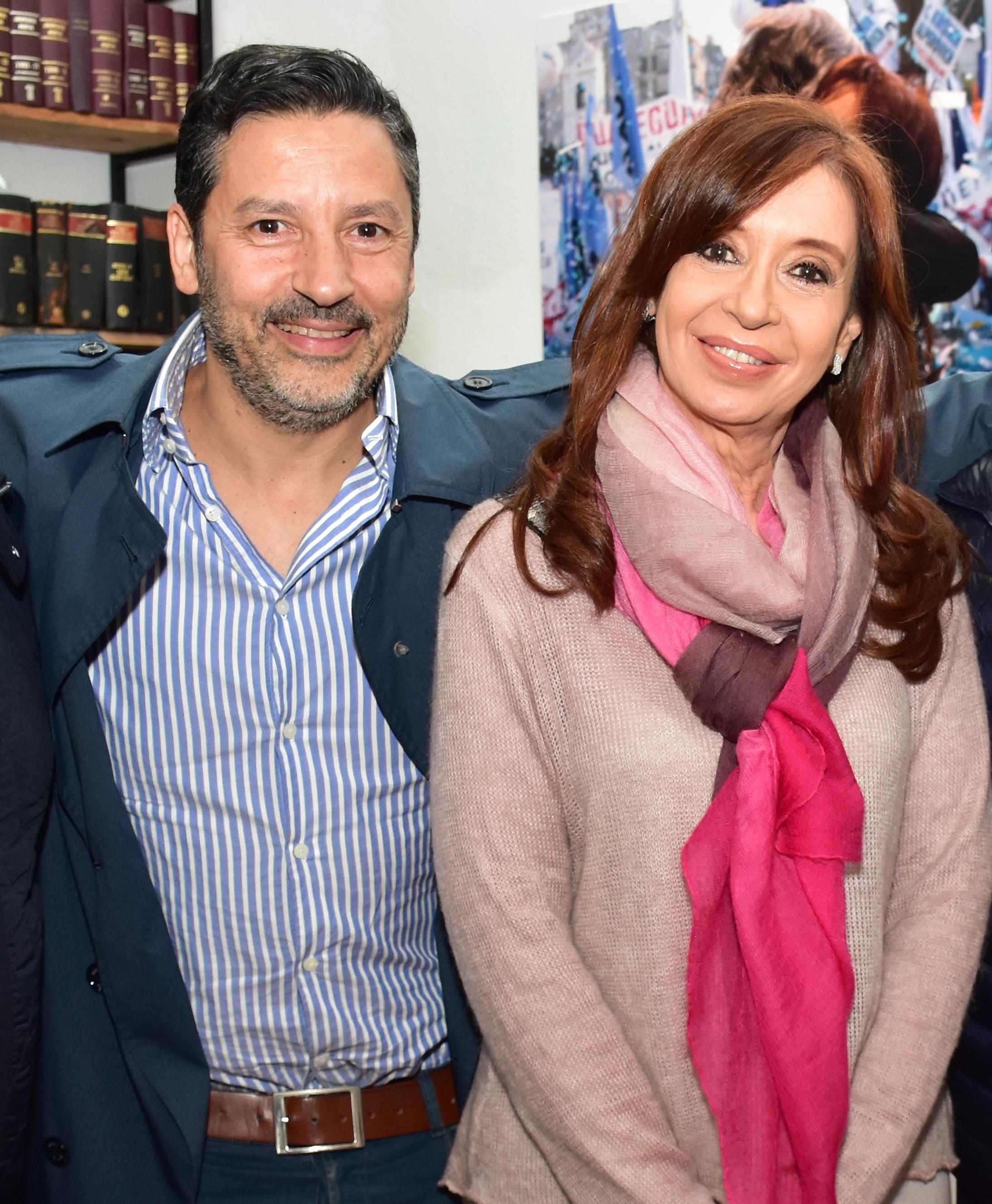 La fórmula Fernández-Fernández llega a Merlo el 25 de Mayo para homenajear a Néstor Kirchner