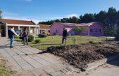 Monte Hermoso comenzó la puesta en valor de su Hospital Municipal