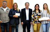 Pergamino entregó más de 11 millones del Fondo Educativo al Consejo Escolar