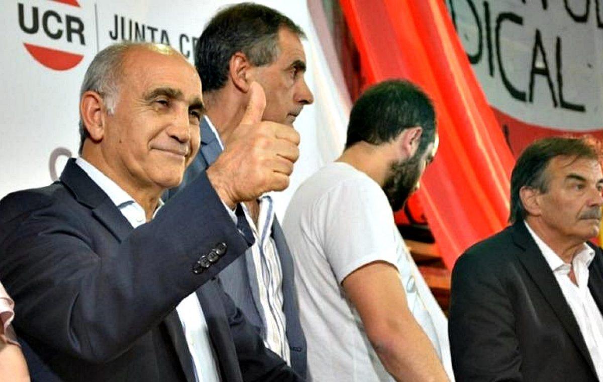 """Salvador adelantó que en la Convención Radical provincial habrá una """"ratificación plena de Cambiemos"""""""