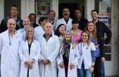 El Hospital San Martín de La Plata realizó el primer trasplante renal doble en el sistema de salud público